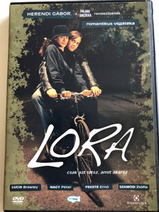 Lora DVD 2006 / Directed by Herendi Gábor / Starring: Lucia Brawley, Fekete Ernő, Nagy Péter, Szamosi Zsófia (5999544251687)