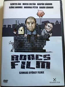 RoncsFilm DVD 1992 / Directed by Szomjas György / Starring: Szirtes Ági, Mucsi Zoltán, Gáspár Sándor, Szőke András (5999544249264)