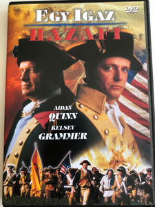 Benedict Arnold: A Question of Honor DVD 2003 Egy igaz hazafi / Directed by Mikael Salomon / Starring: Aidan Quinn, Kelsey Grammer, Flora Montgomery, John Light (5998329508008)