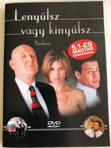 Suckers DVD 1999 Lenyúlsz vagy kinyúlsz / Directed by Roger Nygard / Starring: Joe Yanetty, Jake Johannsen, Daniel Benzali, David Ackert, Utah Blue, Eli Danker (5999553601077)
