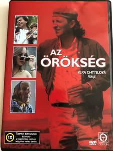 Az örökség 1993 (The Inheritance) / Directed by Věra Chytilová / Starring: Bolek Polívka, Dagmar Veskrnová, Miroslav Donutil, Jozef Kroner, Anna Pantuckova (5998285752538)