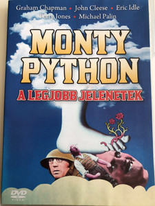 And Now for Something Completely Different DVD 1971 Monty Python A legjobb jelenetek / Directed by Ian MacNaughton / Starring: Graham Chapman, John Cleese, Eric Idle, Terry Jones, Michael Palin (5999883049198)