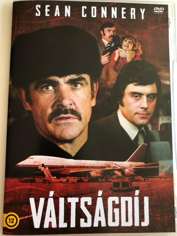 Ransom AKA The Terrorists DVD 1974 Váltságdíj / Directed by Caspar Wrede / Starring: Sean Connery, Ian McShane (59996473012280)