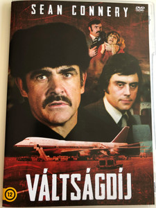 Ransom AKA The Terrorists DVD 1974 Váltságdíj / Directed by Caspar Wrede / Starring: Sean Connery, Ian McShane (59996473012280)