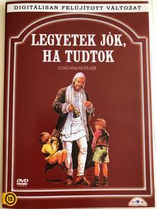 Legyetek jók ha tudtok DVD 1983 State buoni, se potete / Directed by Luigi Magni / Starring: Johnny Dorelli, Mario Adorf, Philippe Leroy, Renzo Montagnani (5999885039142)