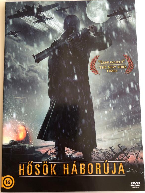 Everyman's War DVD 2010 Hősök Háborúja / Directed by Thad T. Smith / Starring: Cole Carson, Eric Reid, Mike Prosser, Sean McGrath (5996473009631)