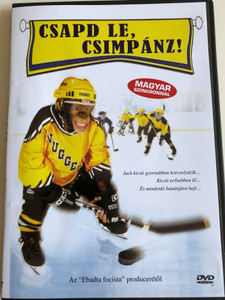 MVP: Most Valuable Primate DVD 2000 Csapd le Csimpánz! / Directed by Robert Vince / Starring: Oliver Muirhead, Rick Ducommun (5999553601916)