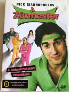 The Wannabes DVD 2003 A zűrmester / Directed by: Nick Giannopoulos / Starring: Nick Giannopoulos, Russel Dykstra, Isla Fisher, Ryan Johnson (5999545584982)