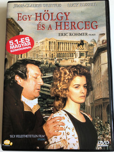 L' Anglaise et le duc DVD 2001 Egy hölgy és a Herceg (The Lady and the Duke) / Directed by Eric Rohmer / Starring: Jean Claude Dreyfus, Lucy Russell / 5.1 Hungarian Audio (5999551921115)