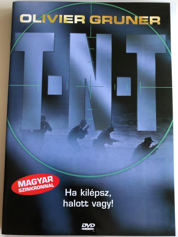 T.N.T DVD 1998 / Directed by Robert Radler / Starring: Olivier Gruner, Eric Roberts, Randy Travis, Rebecca Stab (5999881067057)