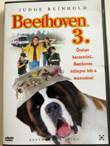 Beethoven 3. - Beethoven's 3rd DVD 2000 / Directed by David Mickey Evans / Starring: Judge Reinhold, Julia Sweeney, Joe Pichler, Jamie Marsh (5999544253902)