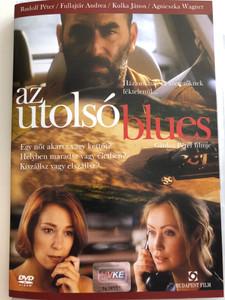 Az utolsó blues DVD 2001 The last blues / Directed by Gárdos Péter / Starring: Rudolf Péter, Fullajtár Andrea, Kulka János, Agnieszka Wagner (5999544249257)