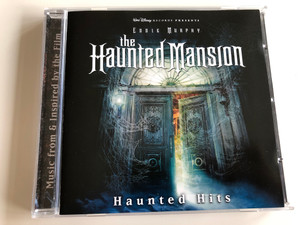 Music From & Inspired by the Film / Walt Disney Records Presents Eddie Murphy: The Haunted Mansion / Haunted Hits / AUDIO CD 2003 (5050467016927)
