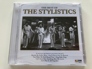 "The best of THE STYLISTICS / AUDIO CD 1996 / US soul group: Airrion Love, Herbie Murrell, Van Fields and Harold ""Eban"" Brown (731455111422)"