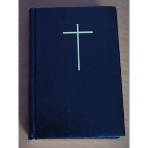 Russian Bible (Golden Cross) [Hardcover] by United Bible Societies