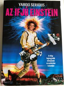 Young Einstein DVD 1988 Az ifjú Einstein / Directed by Yahoo Serious / Starring: Yahoo Serious, Odile Le Clezio, John Howard (5999048900029)