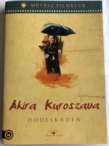 Dodes'ka-den DVD 1970 / Directed by Akira Kurosawa / Starring: Yoshitaka Zushi, Kin Sugai, Toshiyuki Tonomura / Művész Filmklub (5999886089870)