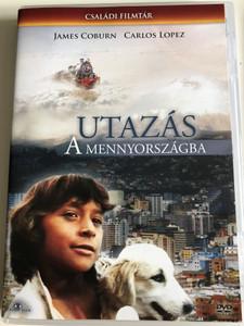 El tren al cielo DVD 1990 Utazás a mennyországba / Directed by Torgny Anderberg / Starring: Carlos López, James Coburn, Teodor de la Torre (5999883203781)