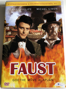 La Beauté du diable DVD 1950 Faust (Beauty and the Devil) / Directed by René Clair / Starring: Gérard Philipe, Michel Simon, Nicole Besnard, Simone Valère, Carlo Ninchi (5999885039340)