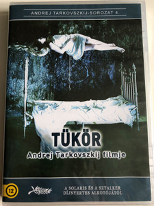 Zerkalo DVD 1974 Tükör (Mirror) / Directed by Andrei Tarkovsky / Starring: Margarita Terekhova, Ignat Daniltsev, Larisa Tarkovskaya, Alla Demidova, Anatoli Solonitsyn, Tamara Ogorodnikova (5999885039722)