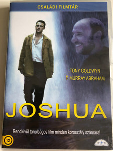Joshua DVD 2002 / Directed by Jon Purdy / Starring: Tony Goldwyn, F. Murray Abraham, Giancarlo Giannini (5999886089269)