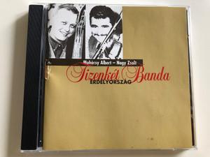 Tizenkét Banda - Erdélyország / Mohácsy Albert, Nagy Zsolt / Transylvanian Folk Music by 12 bands / FECD012 (FECD012)