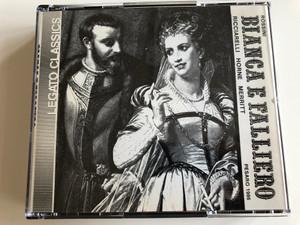 Rossini - Bianca E Falliero / Ricciarelli, Horne, Merritt / Pesaro 1986 / Legato Classics / Audio CD Box / 3 discs / LCD-138-3