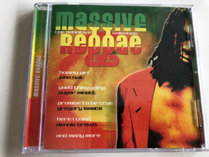Massive Reggae / The definitive collection / John Holt, Sugar Minott, Gregory Isaacs, Dennis Brown / Audio CD 2001 / Time Music (5033606018129)