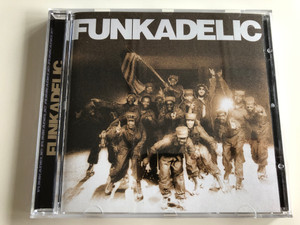 "Funkadelic / One nation under a groove (Promo 12""), Adolescent Funk / Audio CD 2007 / SI 904714 / Disky (8711539047146)"