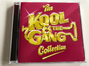 The Kool & the Gang Collection / Live in Concert / Audio CD 2002 / PlatCD 910 (5014293691024)