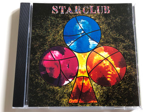 Starclub - Hard to get, Bad Machine, We Believe, The Answer / Audio CD 1993 / CID9995 (731451438325)
