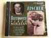 Annie Fischer - Ludwig Van Beethoven Piano Sonatas - Complete Vol. 6 / Audio CD 1997 / Hungaroton Classic / HCD 31631 (5991813163127)