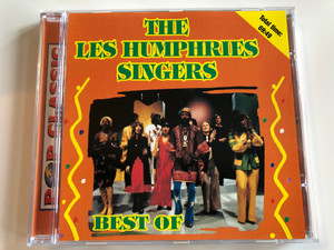 The Best Of Les Humphries Singers / Audio CD / Pop Classic / EUCD - 0006 (5998490700065)