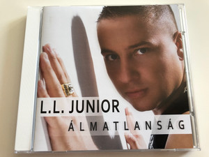 L.L. Junior - Álmatlanság / L.L. Junior - Nótár Mary - Stefano / Audio CD 2009 / Album Premiere Concert recorded on December 12th 2009 / MWM LL 005 C (5999546019810)