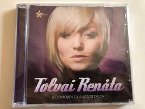 Tolvai Renáta - Megasztár / A döntőben elhangzott dalok / Show must go on, Summertime, New York, All i Want for Christmas, Fever / Audio CD 2011 / TTCD152 (5999524961551)