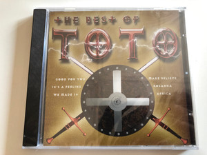 The Best of Toto / Good for you, Make Believe, It's a feeling, Rosanna, We Made It, Africa / Audio CD / FNM 3715 (4013659037156)