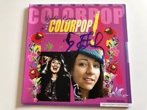Szabó Eszter - ColorPop / Limited edition / Audio CD 2009 / A Nemzetközi Song of the Year Dalversenyen díjazott dalok (5999884410003)