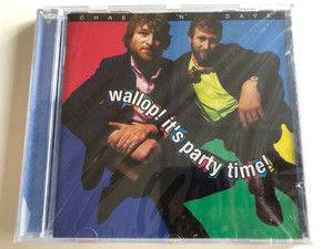 Chas 'n' Dave - Wallop! It's party time! / Audio CD 1998 / SELCD 512 (5034408651224)