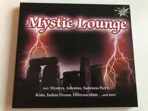 Mystic Lounge / incl. Mystera, Adiemus, Sadeness Part 1, Kiato, Indian Dream, Hibernaculum ... and more / Audio CD 2002 / Zyx Music / SIS 1035-2 (090204945351)