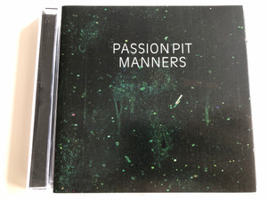 Passion Pit Manners / Make Light, Little Secrets, Moth's Wings, The Reeling, Eyes as Candles, Swimming in the flood, To Kingdom Come / Audio CD 2009 / Columbia Records (886974388623)