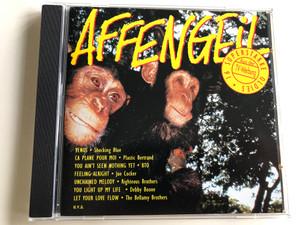 Affengeil / 16 Superstarke Oldies aus der TV-Werbung / Audio CD 1993 / EDL2716-2 (4009880271629)
