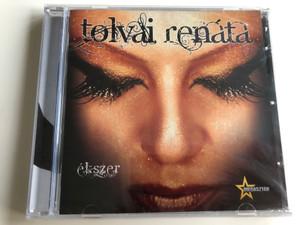 Tolvai Renáta - Ékszer / Megasztár / Hagylak menni, Fekete-fehér, Hang a csendben, Ne játssz a tűzzel / Audio CD 2011 / TTCD158 (5999524961612)