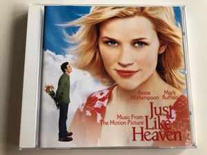 Just Like Heaven OST / Music from the Motion Picture / Reese Witherspoon, Mark Ruffalo / Audio CD 2005 / Columbia Records - Sony BMG (828767390420)