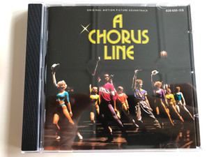 A Chorus Line / Original Motion Picture Soundtrack / I Hope I get it, I can do that, Surprise, Surprise, Nothing, What I did For love / Audio CD (1985) / 826 655-2 Q (042282665522)