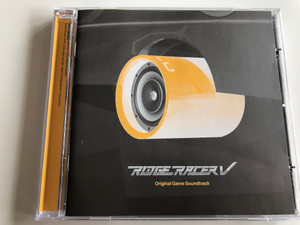 "Ridge Racer V / Original Game Soundtrack / Boom Boom Satellites, Mijk van Dijk, NAMCO ""RidgeRacerV"" Sound Team / Audio CD 2000 / Namco Limited / EPC 500501 2 (5099750050125)"