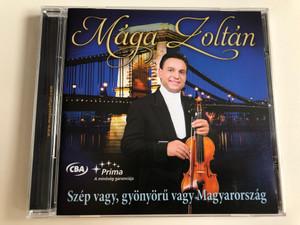 Szép vagy, gyönyörű vagy Magyarország CD Mága Zoltán / Hungary You are Beautiful, You are Gorgeous