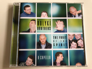 The Fruit Of The Spirit CD Bolyki Brothers / A Capella (5999881137019)