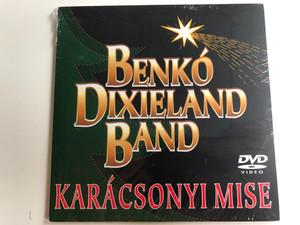 Benkó Dixieland Band - Karácsonyi Mise DVD Christmas Mass (743215870845)