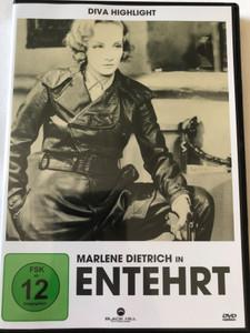 Entehrt DVD 1931 Dishonored / Directed by Josef von Sternberg / Starring: Marlene Dietrich, Victor McLaglen, Gustav von Seyffertitz, Warner Oland / Diva Highlight (4020628950033)