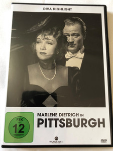 Pittsburgh DVD 1942 / Directed by Lewis Seiler / Starring: Marlene Dietrich, Randolph Scott, John Wayne / Diva Highlight (Pittsburgh1942DVD)
